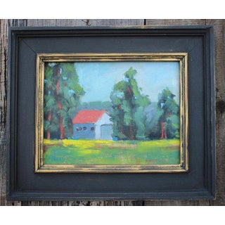 Fall River Mills - Plein Air Oil Painting Preview