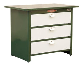 Image of Army Green Storage Cabinets and Cupboards