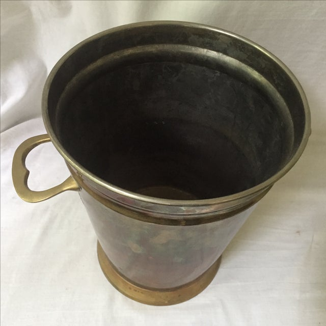 Brass Handled Champagne Bucket - Image 5 of 6