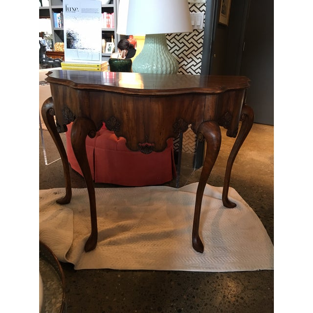 Calda Mexican Chippendale Console - Image 2 of 9