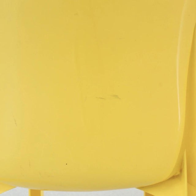 Vintage Yellow Atomic Mod Chair For Sale In Los Angeles - Image 6 of 8