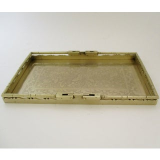 Chinese Brass Tray Preview