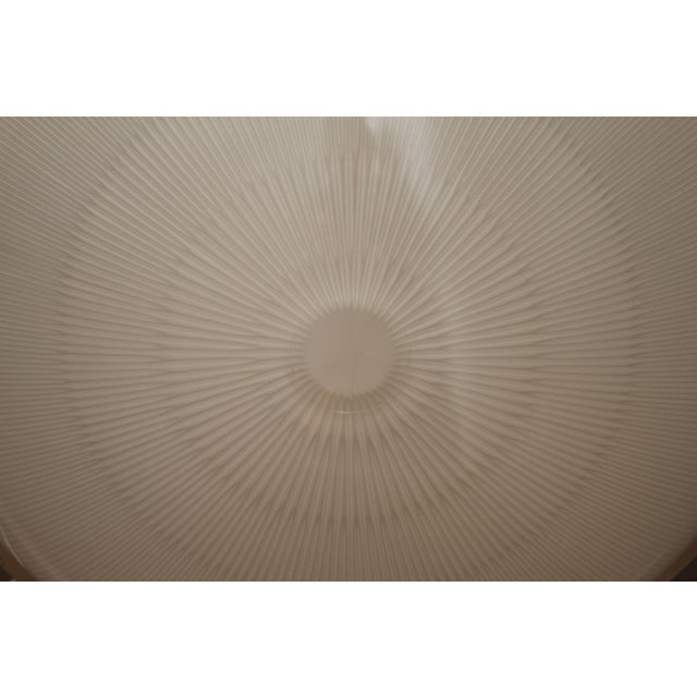 1960s Sergio Mazza 'Sigma' Wall or Ceiling Light for Artemide For Sale - Image 9 of 11