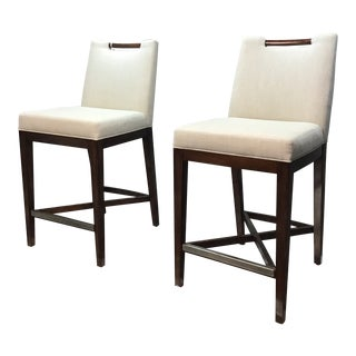Belle Meade Signature Jude Barstools - a Pair For Sale