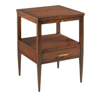 Woodbridge Classic 19th Century Toulon Bedside Table For Sale