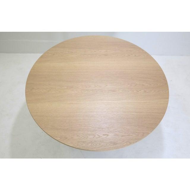 Hans Wegner Mid-Century Modern Dining Table GE-526 - Image 6 of 7