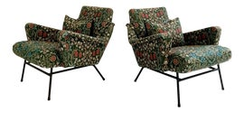 Image of Green Lounge Chairs