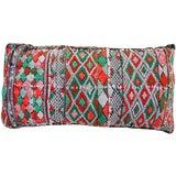 Image of Berber Lumbar Pillow W/ Fine Motif For Sale