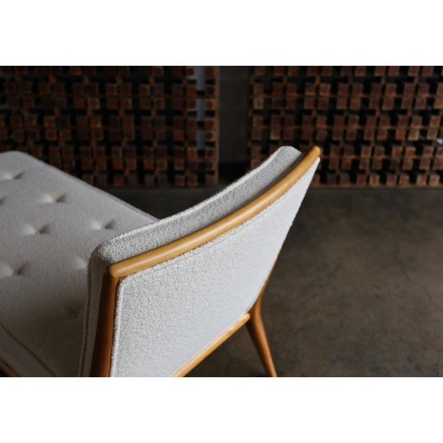 1950s T.H. Robsjohn-Gibbings Chaise Lounge for Widdicomb, Circa 1955 For Sale - Image 5 of 13