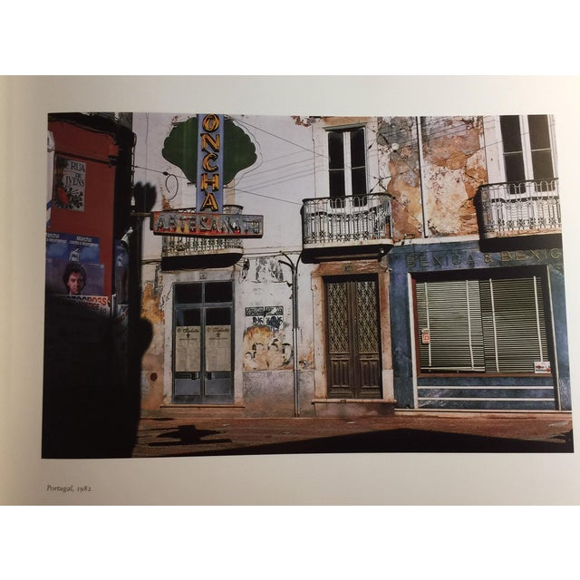 1988 Harry Callahan New Color Book For Sale In New York - Image 6 of 12