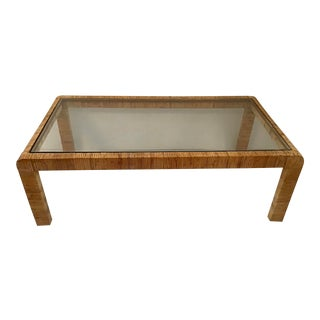 1960s Vintage Bielecki Brothers Coffee Table For Sale