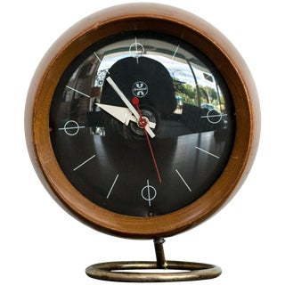 George Nelson Clock Model 4765a For Sale