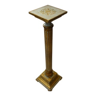 1970s Vintage Florentine Pedestal