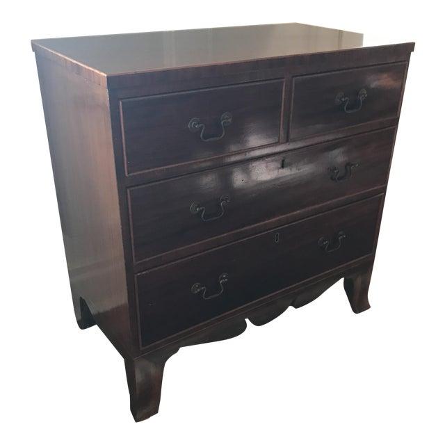 Antique English Mahogany Dresser - Image 1 of 5