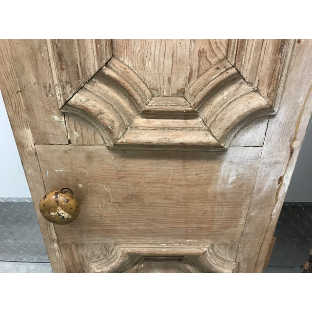 19th Century Antique Victorian Pine Doors-a Pair For Sale - Image 10 of 13