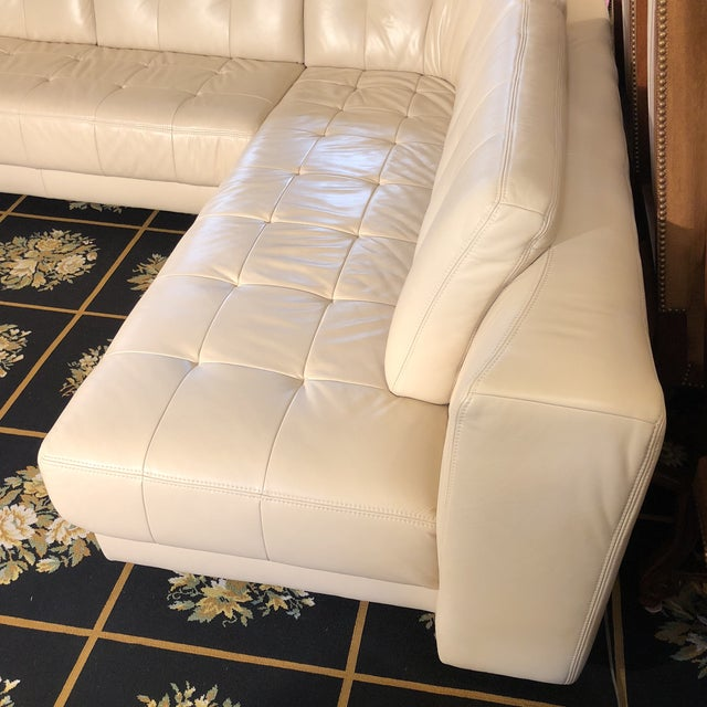 W. Schillig Carousel Sectional For Sale - Image 9 of 12