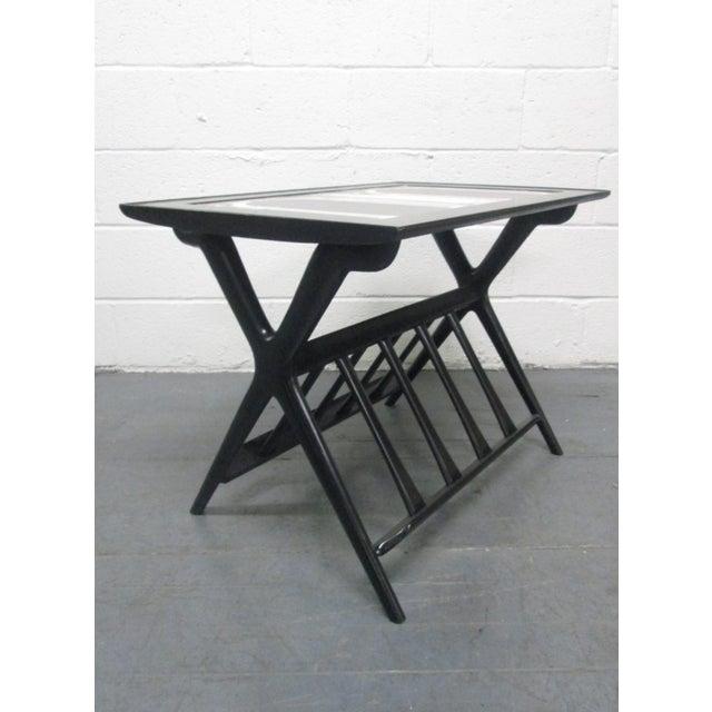 Piero Fornasetti Architettura Table by Piero Fornasetti For Sale - Image 4 of 7