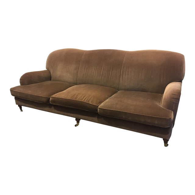 21st Century Ralph Lauren by Henredon Wyland Sofa For Sale