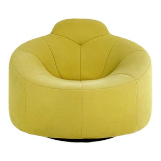 Pierre Paulin Pumpkin Armchair For Sale