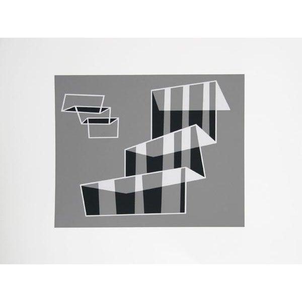 Artist: Josef Albers Portfolio: Formulation: Articulation (Double Portfolio) Title: Portfolio 2, Folder 1, Image 1 Year:...