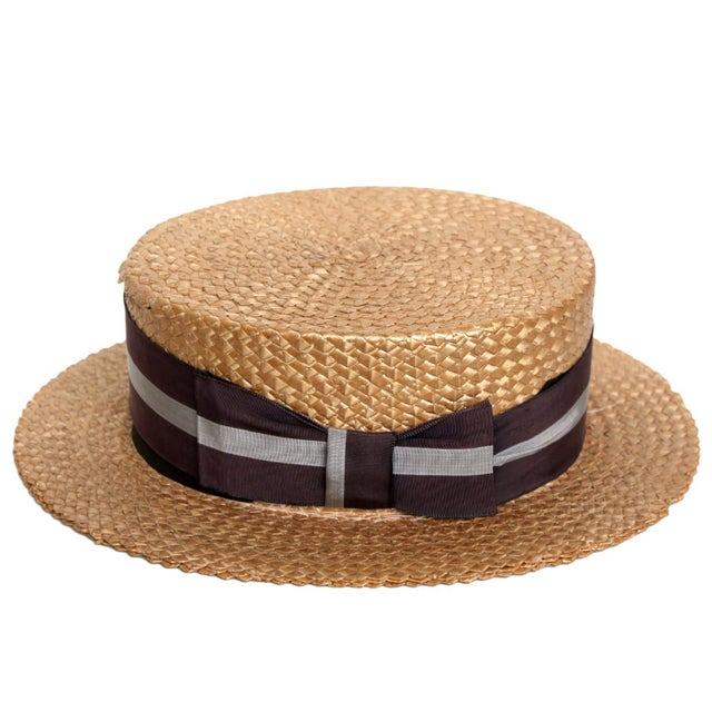 17205906d436a Stetson Select Boater Hat