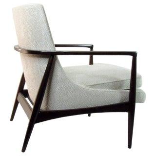 Midcentury Danish Modern Lounge Chair For Sale