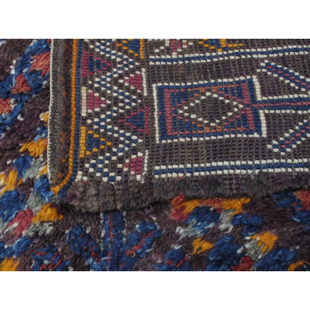 Beni Mguild Moroccan Berber Rug For Sale - Image 9 of 10