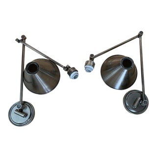 Hudson Valley Lighting Exeter Wall Sconces - A Pair For Sale