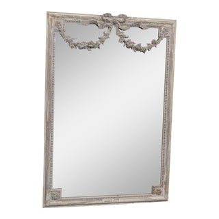 Louis XVI Style Wall Mirror For Sale