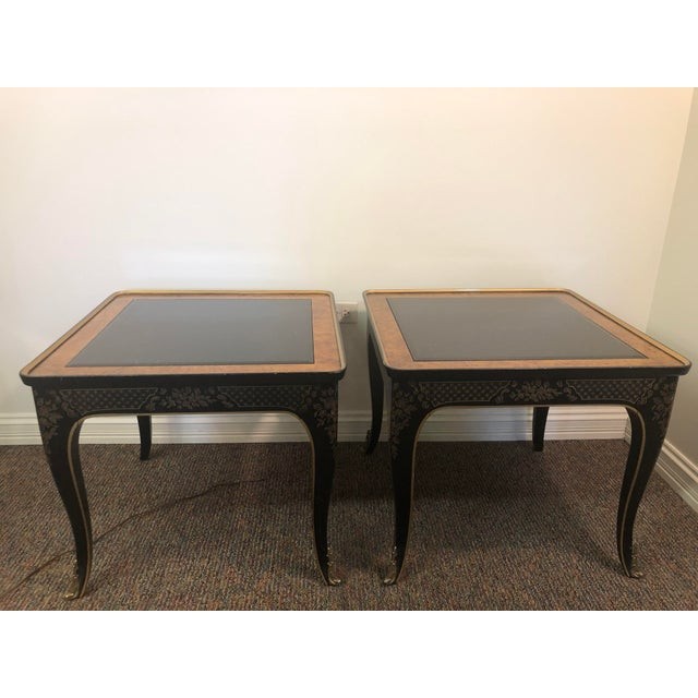 1960s Drexel Heritage Et Cetera Collection Side Tables - a Pair For Sale - Image 10 of 12