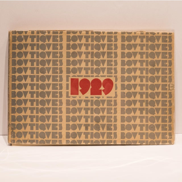 Boutiques 1929, Paris For Sale - Image 9 of 9
