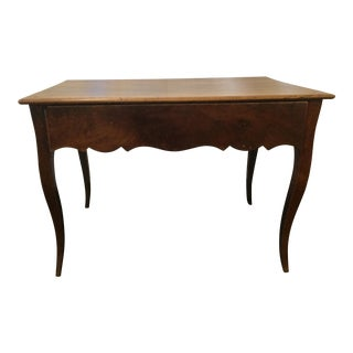 Louis XV Period Walnut Writing Desk For Sale