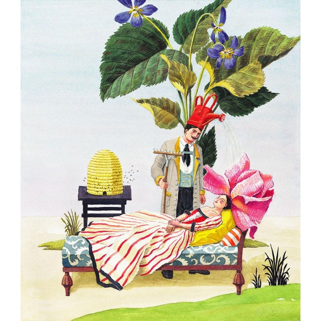 """""""The Chaise Longue"""" Giclée Print - Image 3 of 3"""