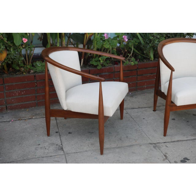 Kodawood Kodawood Lounge Chairs - a Pair For Sale - Image 4 of 11