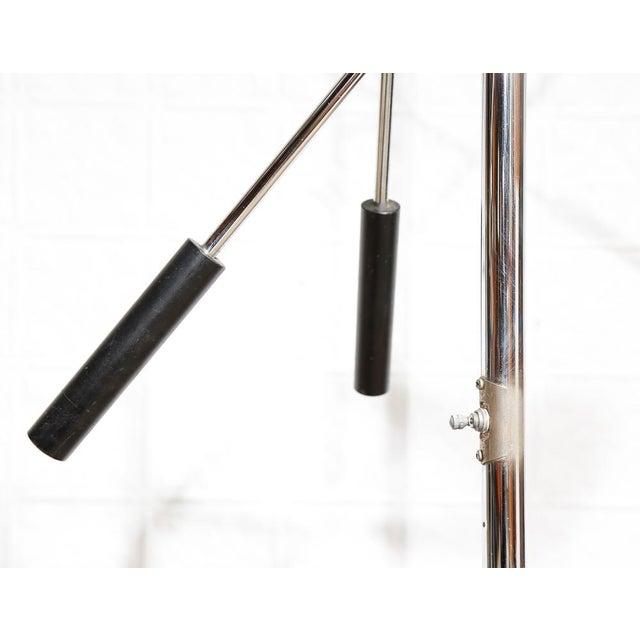 Modernist 3-Arm Floor Lamp - Image 8 of 10