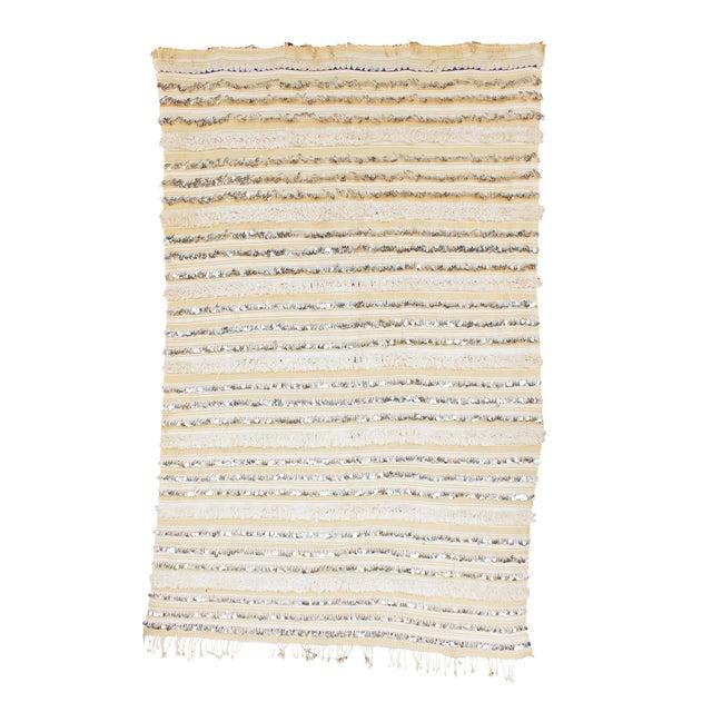 Vintage Handira Wedding Blanket - Image 1 of 3