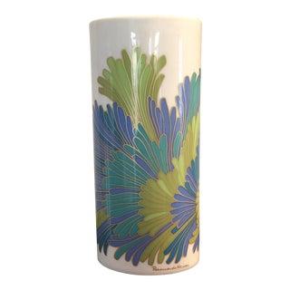 Rosenthal German Porcelain Studio Line Vase For Sale