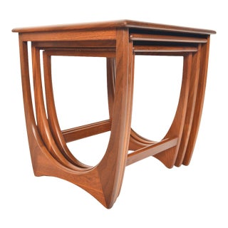 G Plan Astro Teak Nesting Tables #2 - 3 Pieces For Sale