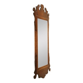 English Chippendale Mirror, circa 1870 For Sale