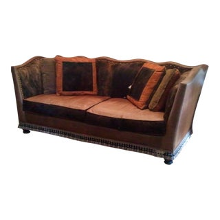 Brazilian Cowhide Sofa For Sale