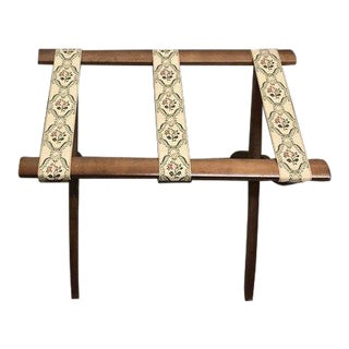 20th Century Traditional Luggage Stand For Sale