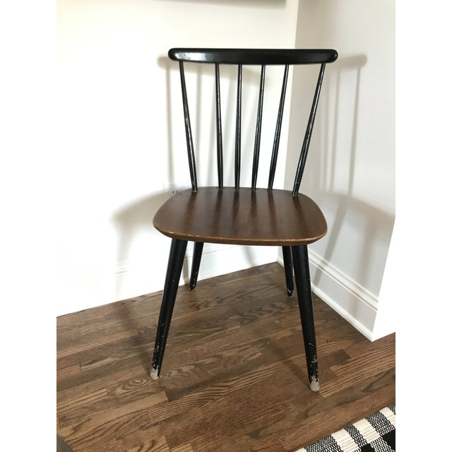 Vintage Danish Windsor Chair For Sale - Image 13 of 13
