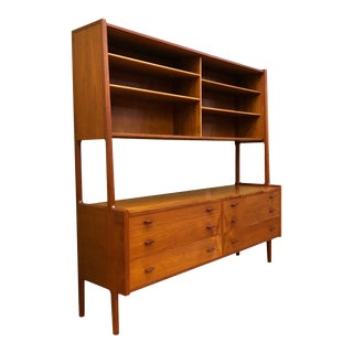 Hans Wegner for Ry Møbler Model 67 Teak Sideboard For Sale
