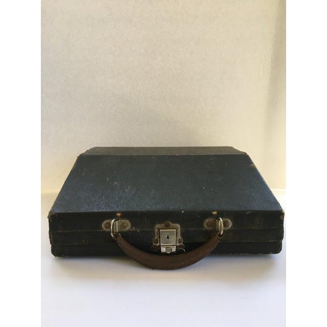 Corona 4 Portable Typewriter With Case - Image 3 of 7