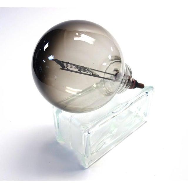 Industrial Vintage CINEMA Spotlight Light Bulb. Display As Sculpture. EX Paramount Studios. Circa 50's For Sale - Image 3 of 4