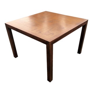 Vintage Lane Parsons Side Table For Sale