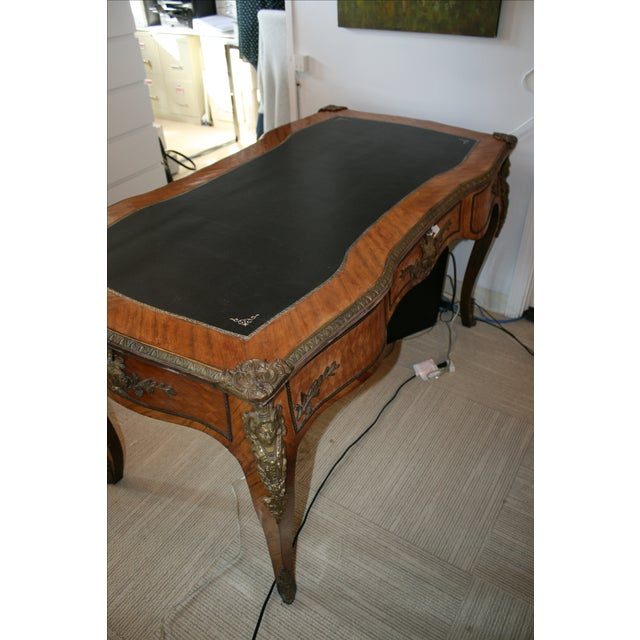 Louis XV Empire Writing Desk - Image 4 of 7