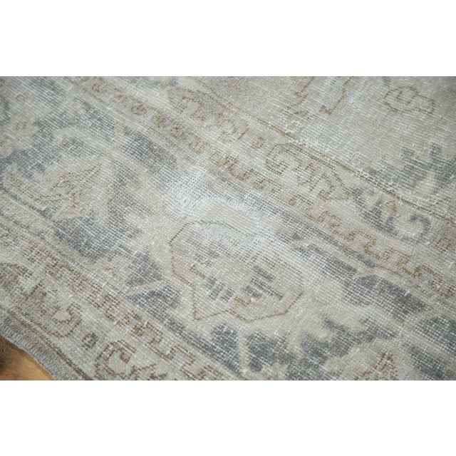 "Distressed Oushak Carpet - 8'9"" X 12'2"" - Image 10 of 10"