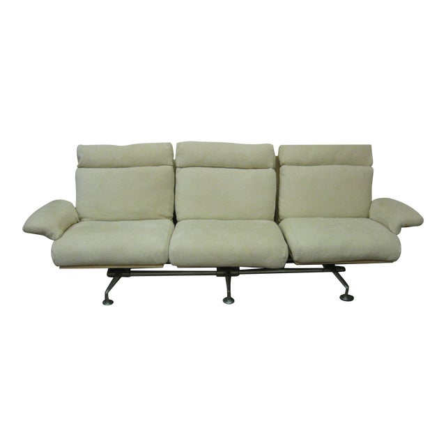 B & B Italia Reclining Sofa For Sale