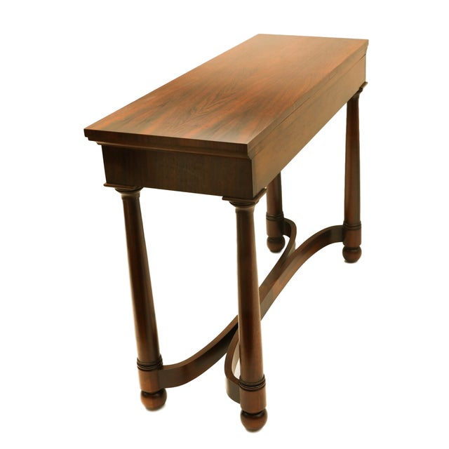Rosewood Console Occasional Table - Image 4 of 10